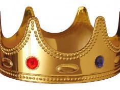 Das Bild Krone wurde auf Flickr unter der Creative Commons License von riverofgod veröffentlicht